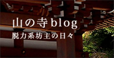 山の寺ブログ 脱力系坊主の日々