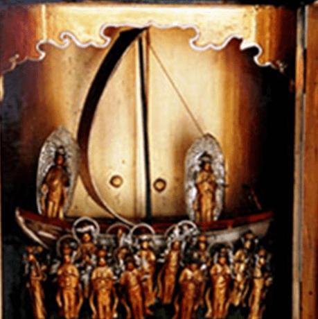 東光寺船観音像(とうこうじふなかんのんぞう)(町指定文化財 現在は秘仏となっています)